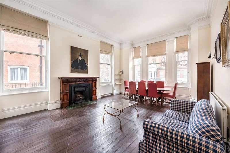 1 Bedroom Flat for sale in Harrington Gardens, South Kensington, London
