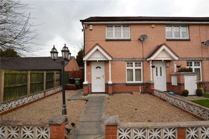2 Bedrooms Terraced House for sale in McLaren Fields, Leeds, West Yorkshire