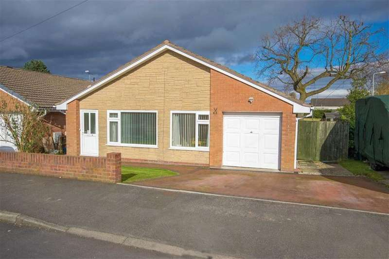 3 Bedrooms Detached Bungalow for sale in Pen Y Garreg Close, Bryn-y-Baal, Mold