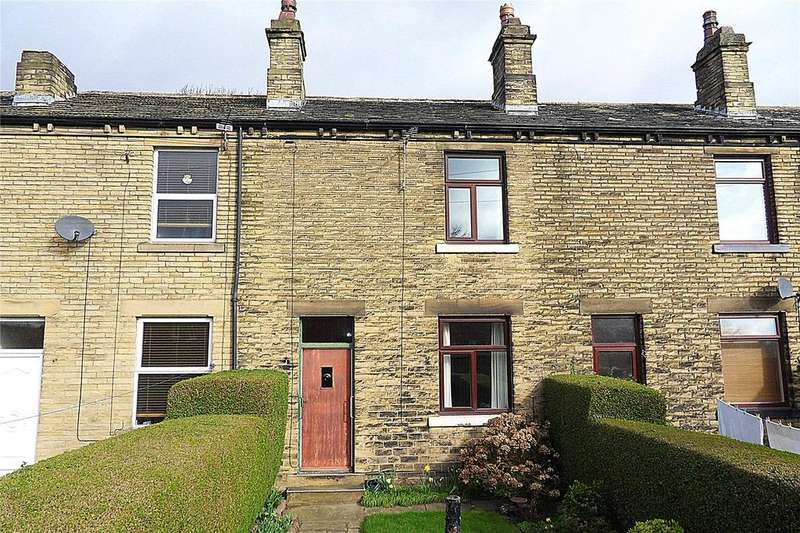 2 Bedrooms Terraced House for sale in Pratt Lane, Mirfield, West Yorkshire, WF14