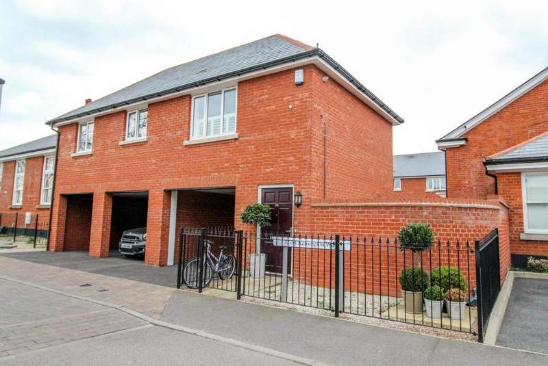 2 Bedrooms End Of Terrace House for sale in Kensington Way, Brentwood, Essex, CM14