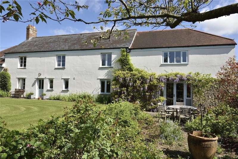 7 Bedrooms Detached House for sale in Mundens Lane, Alweston, Sherborne, Dorset, DT9