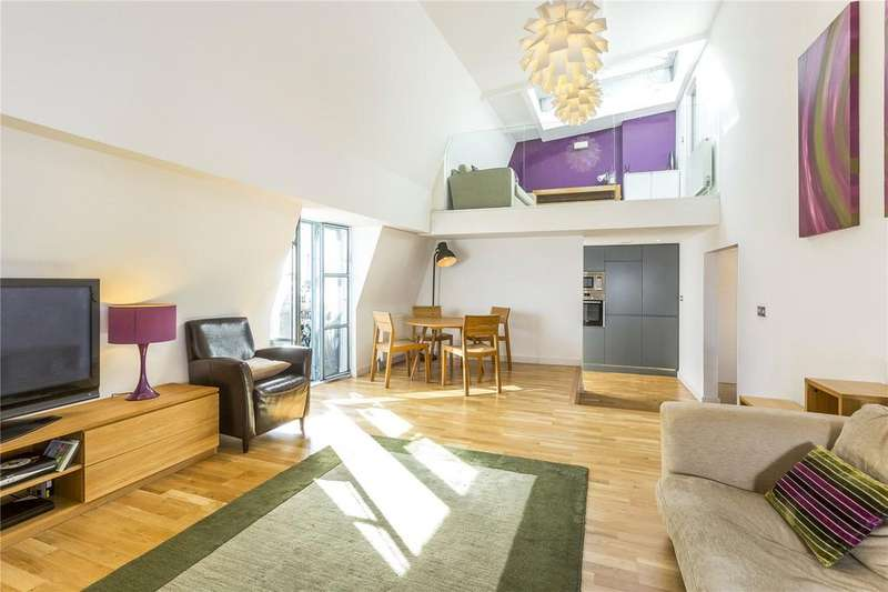 2 Bedrooms Apartment Flat for sale in Boss House, 2 Boss Street, London, SE1