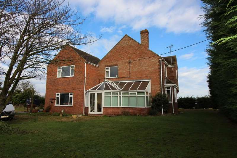 4 Bedrooms Detached House for sale in Woodcroft Road, Marholm