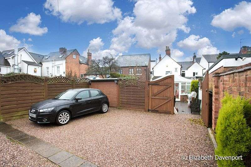 4 Bedrooms Semi Detached House for sale in Warwick Road, Kenilworth