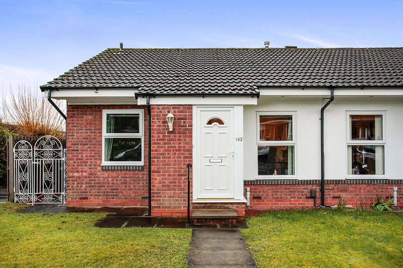 2 Bedrooms Bungalow for sale in Lowry Hill Road, Carlisle, CA3