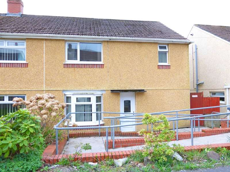 3 Bedrooms Semi Detached House for sale in Heol Graigwen, Caerphilly