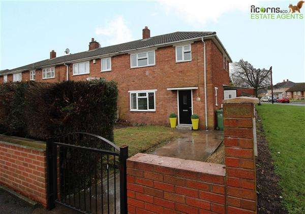 3 Bedrooms Semi Detached House for sale in Catshill Road, Brownhills