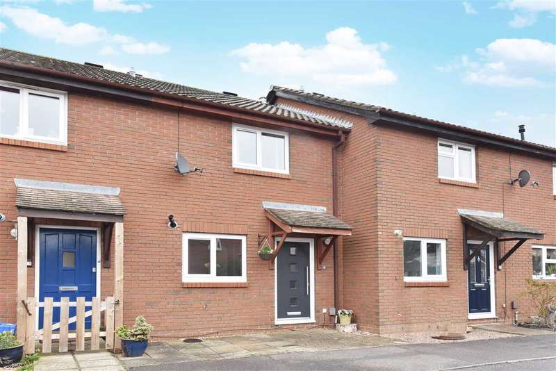 2 Bedrooms Terraced House for sale in CAMPION CLOSE, WARSASH