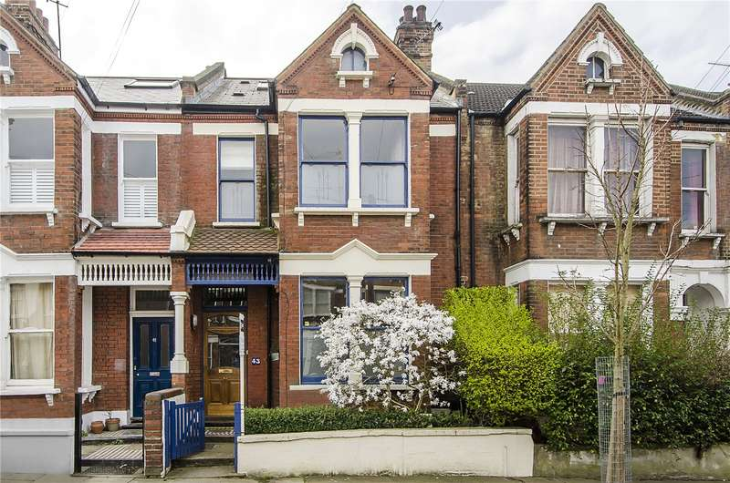 5 Bedrooms Terraced House for sale in Killyon Road, London, SW8