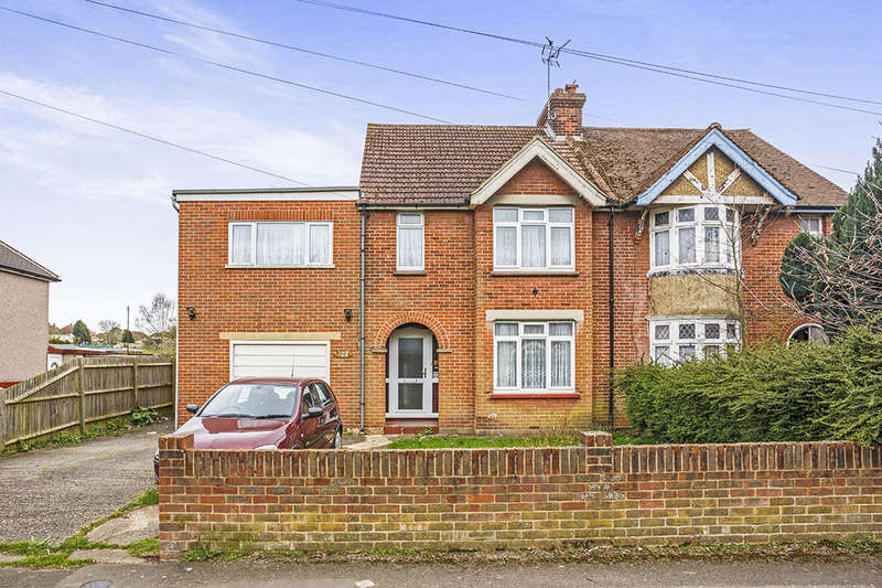 4 Bedrooms Semi Detached House for sale in Plains Avenue, Maidstone, ME15