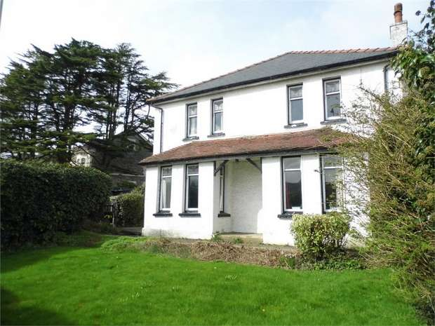 4 Bedrooms Detached House for sale in St Leonards Road, Bridgend, Bridgend, Mid Glamorgan