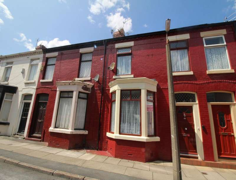 3 Bedrooms Property for sale in Cretan Road, Liverpool, L15