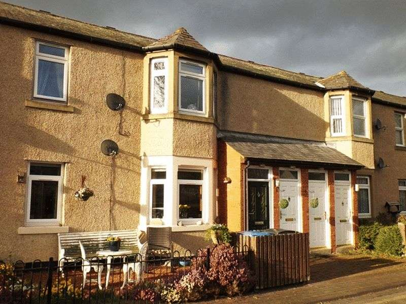 2 Bedrooms Flat for sale in Carlisle View, Morpeth - Two Bedroom First Floor Flat
