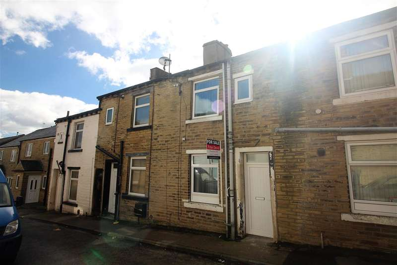 1 Bedroom Terraced House for sale in Thomas Street West, Off Free School Lane, Halifax