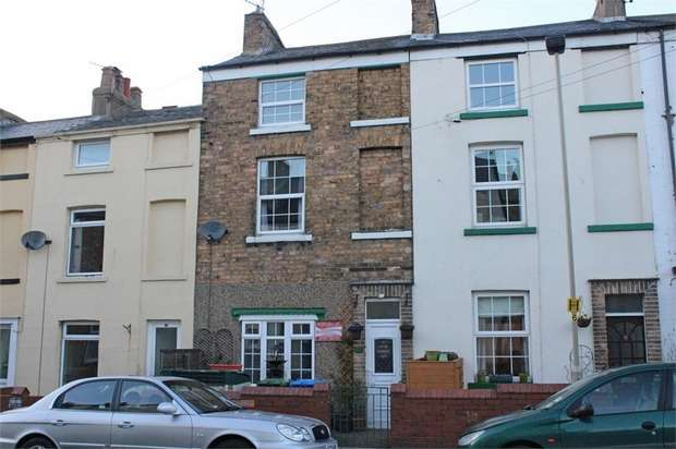 4 Bedrooms Terraced House for sale in James Street, Scarborough, North Yorkshire
