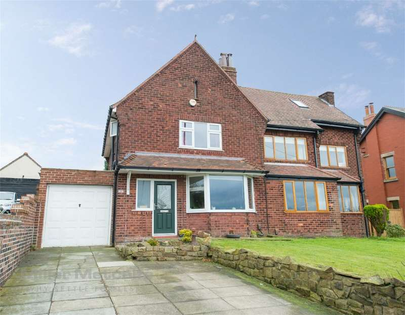 4 Bedrooms Semi Detached House for sale in Newbrook Road, Atherton, Manchester, Lancashire