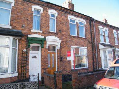 2 Bedrooms Terraced House for sale in Walthall Street, Crewe, Cheshire