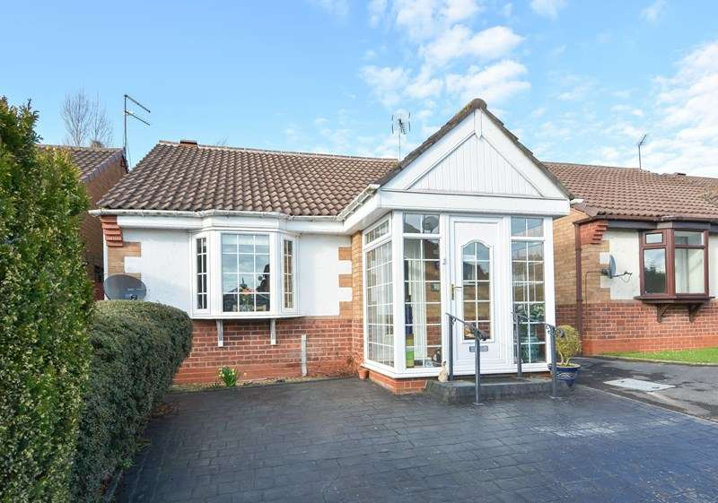 2 Bedrooms Bungalow for sale in Johnsons Grove, Oldbury