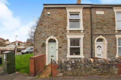 3 Bedrooms End Of Terrace House for sale in Wood Road, Kingswood, Bristol
