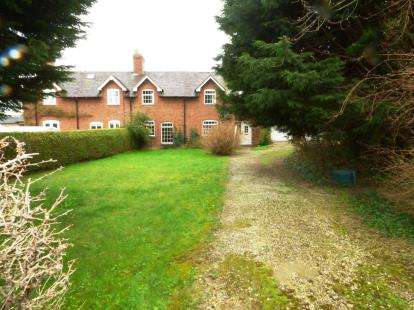 2 Bedrooms Semi Detached House for sale in Warrington Road, Mickle Trafford, Chester, Cheshire, CH2