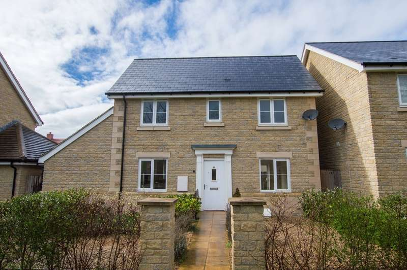 3 Bedrooms Detached House for sale in Gotherington Lane, Bishops Cleeve, Cheltenham, GL52 8EN