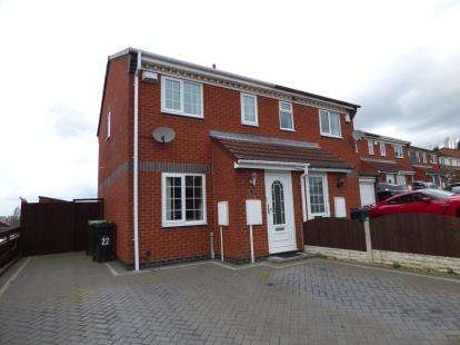 2 Bedrooms Semi Detached House for sale in St. James Avenue, Rowley Regis, West Midlands