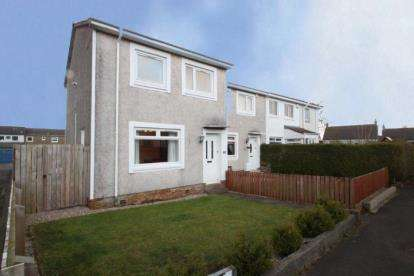 3 Bedrooms End Of Terrace House for sale in Broom Road East, Newton Mearns