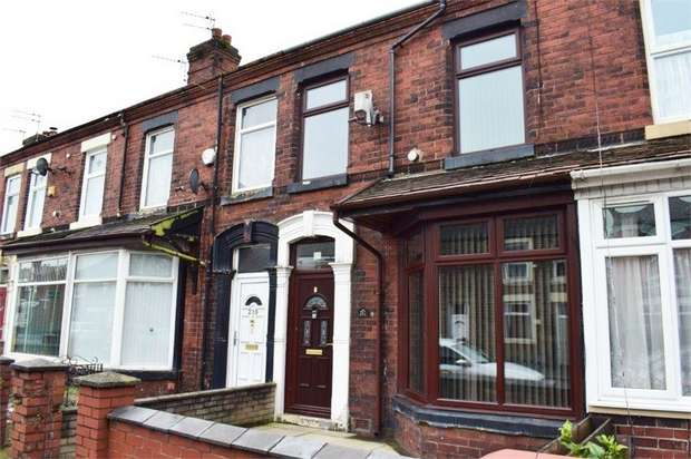 3 Bedrooms Terraced House for sale in Eaves Lane, Chorley, Lancashire