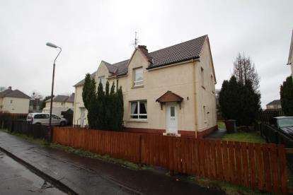 3 Bedrooms Semi Detached House for sale in Mavisbank Street, Airdrie, North Lanarkshire