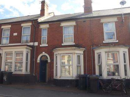 2 Bedrooms Terraced House for sale in Dairyhouse Road, Derby, Derbyshire