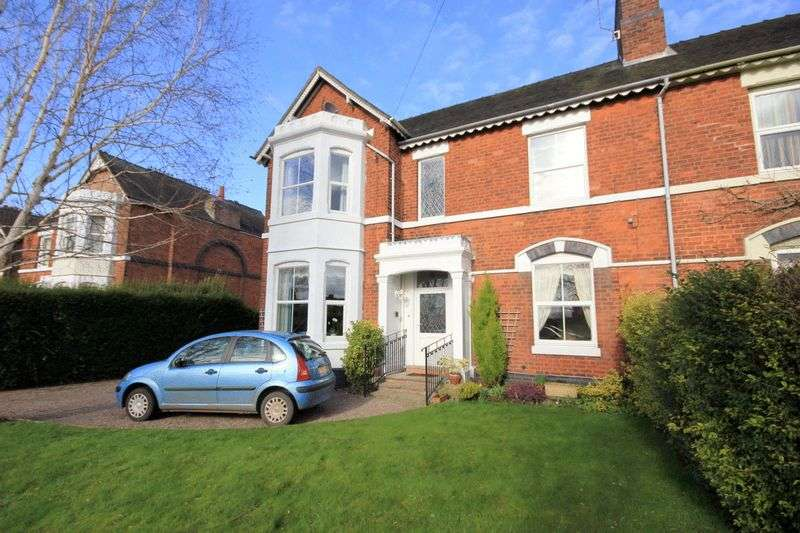 4 Bedrooms Semi Detached House for sale in Eccleshall Road, Stafford