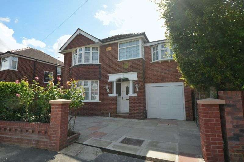 4 Bedrooms Detached House for sale in Syddall Avenue, Heald Green, Cheadle