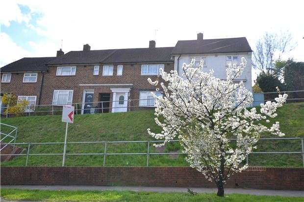 2 Bedrooms Terraced House for sale in Leesons Hill, ORPINGTON, Kent, BR5 2NQ