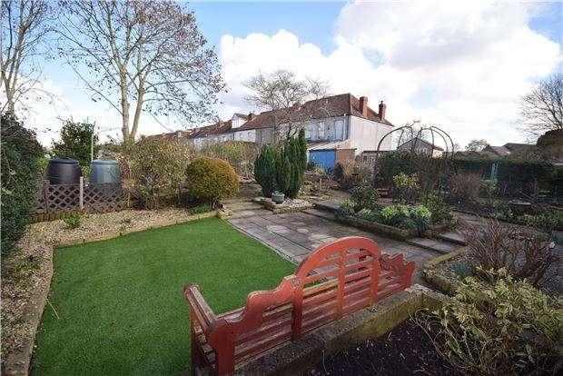 3 Bedrooms End Of Terrace House for sale in St. James Street, Mangotsfield, BRISTOL, BS16 9HD