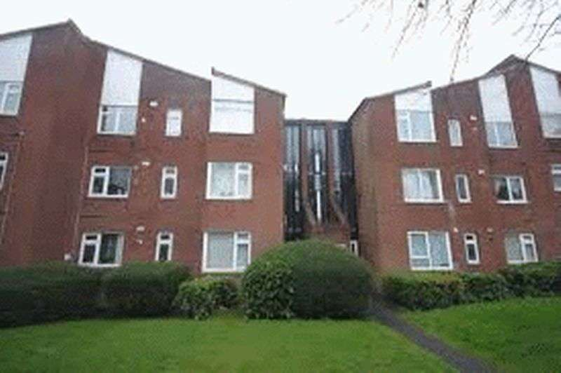 1 Bedroom Flat for sale in Delbury Court, hollinswood, Telford