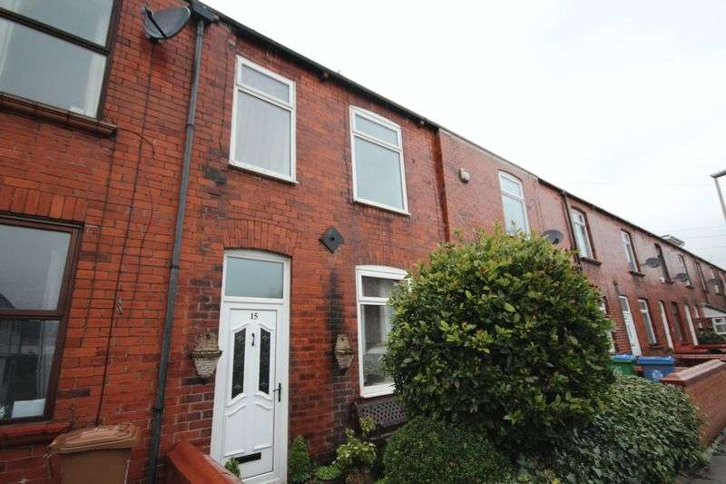 3 Bedrooms Terraced House for sale in LEVER STREET, Heywood OL10 4UX