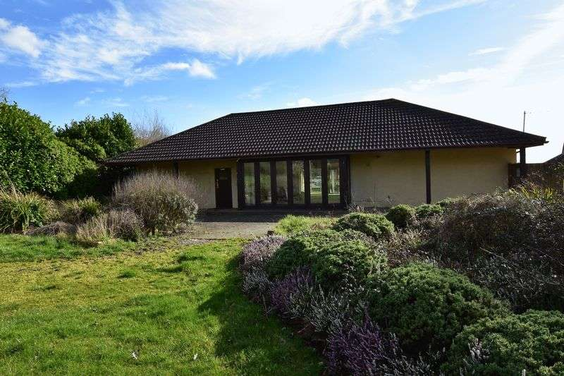5 Bedrooms Detached House for sale in Canons Court, Bradley Green, Wotton Under Edge