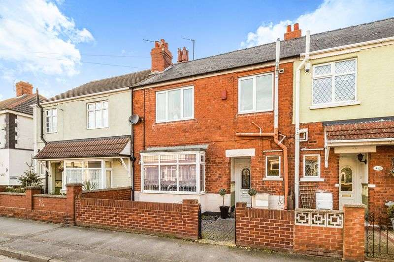 3 Bedrooms House for sale in Lestrange Street, Cleethorpes DN35