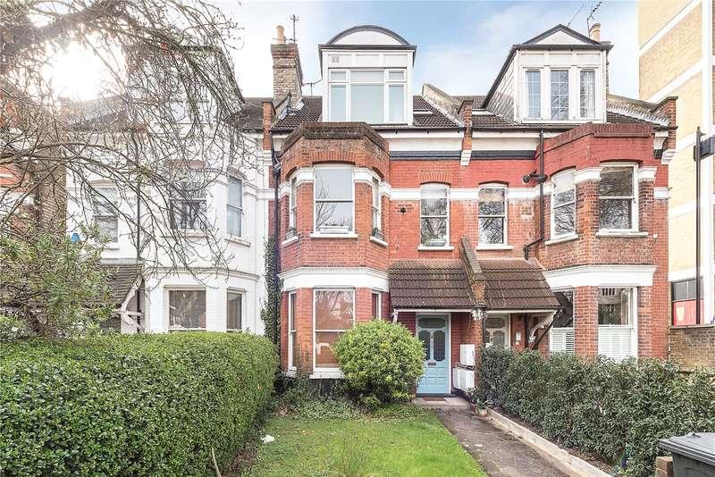 2 Bedrooms Flat for sale in Priory Road, London, N8