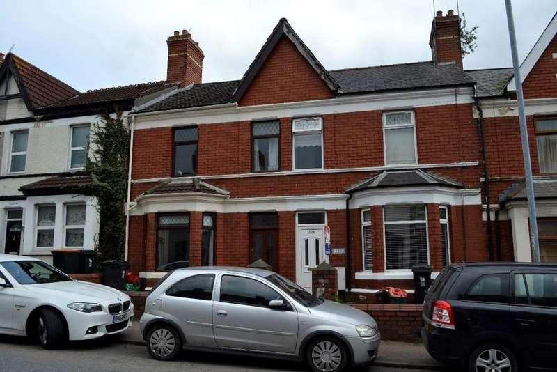 3 Bedrooms Terraced House for sale in Caerleon Road, Newport
