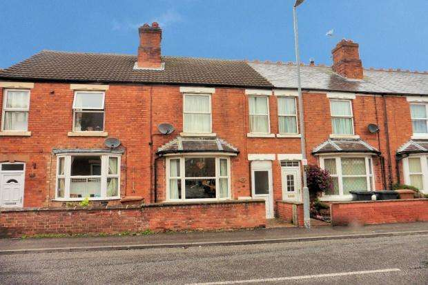 3 Bedrooms Terraced House for sale in Victoria Street, Melton Mowbray, LE13