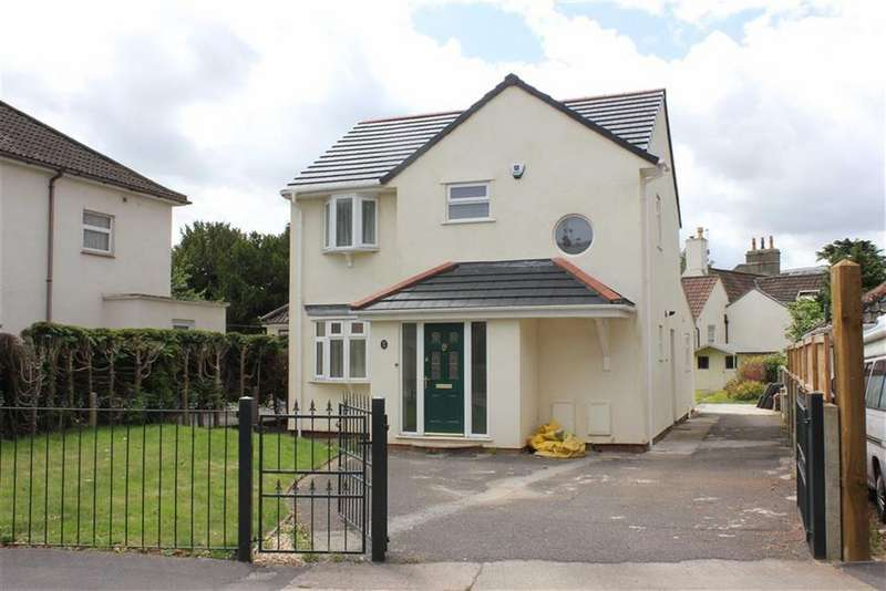 3 Bedrooms Detached House for sale in Fairway, Brislington, Bristol