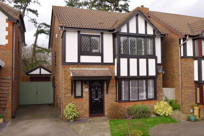 3 Bedrooms Detached House for sale in WILLIAM PRICE GARDENS, FAREHAM