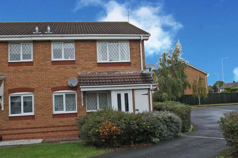 1 Bedroom Apartment Flat for sale in Exeter Drive, Tamworth