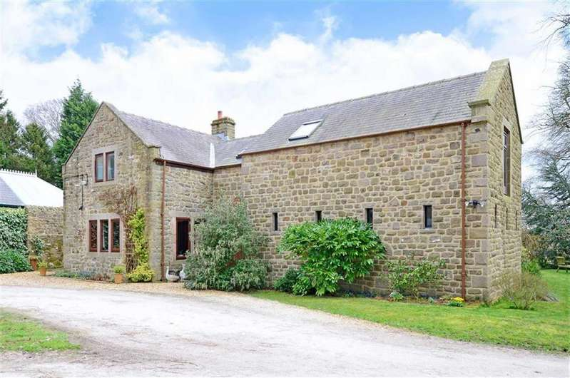 5 Bedrooms Barn Conversion Character Property for sale in Barncroft, Farley, Matlock, Derbyshire, DE4