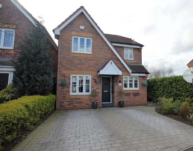 3 Bedrooms Detached House for sale in Elanor Road, Elworth