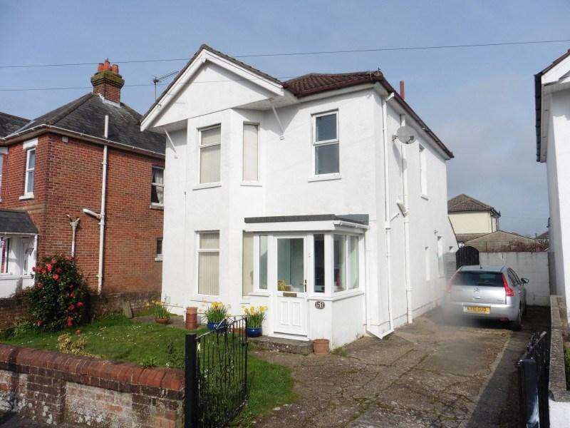 3 Bedrooms Detached House for sale in Vicarage Road, Moordown, Bournemouth
