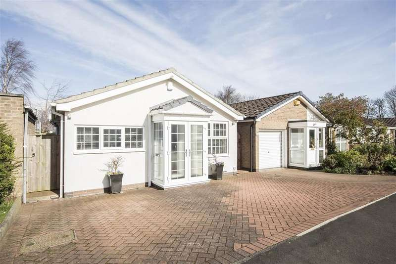 2 Bedrooms Detached Bungalow for sale in 12 Sandford Mews, Brunswick Green, Newcastle upon Tyne NE13