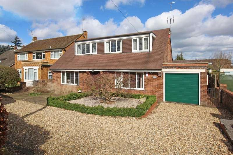 3 Bedrooms Chalet House for sale in Hertford Road, Stevenage, Hertfordshire